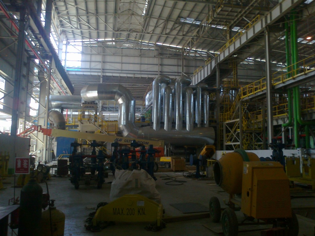 Al Rajhi Steel Factory – KAMCO General Contracting