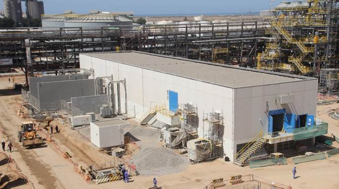 Luberef Yanbu Refinery – KAMCO General Contracting